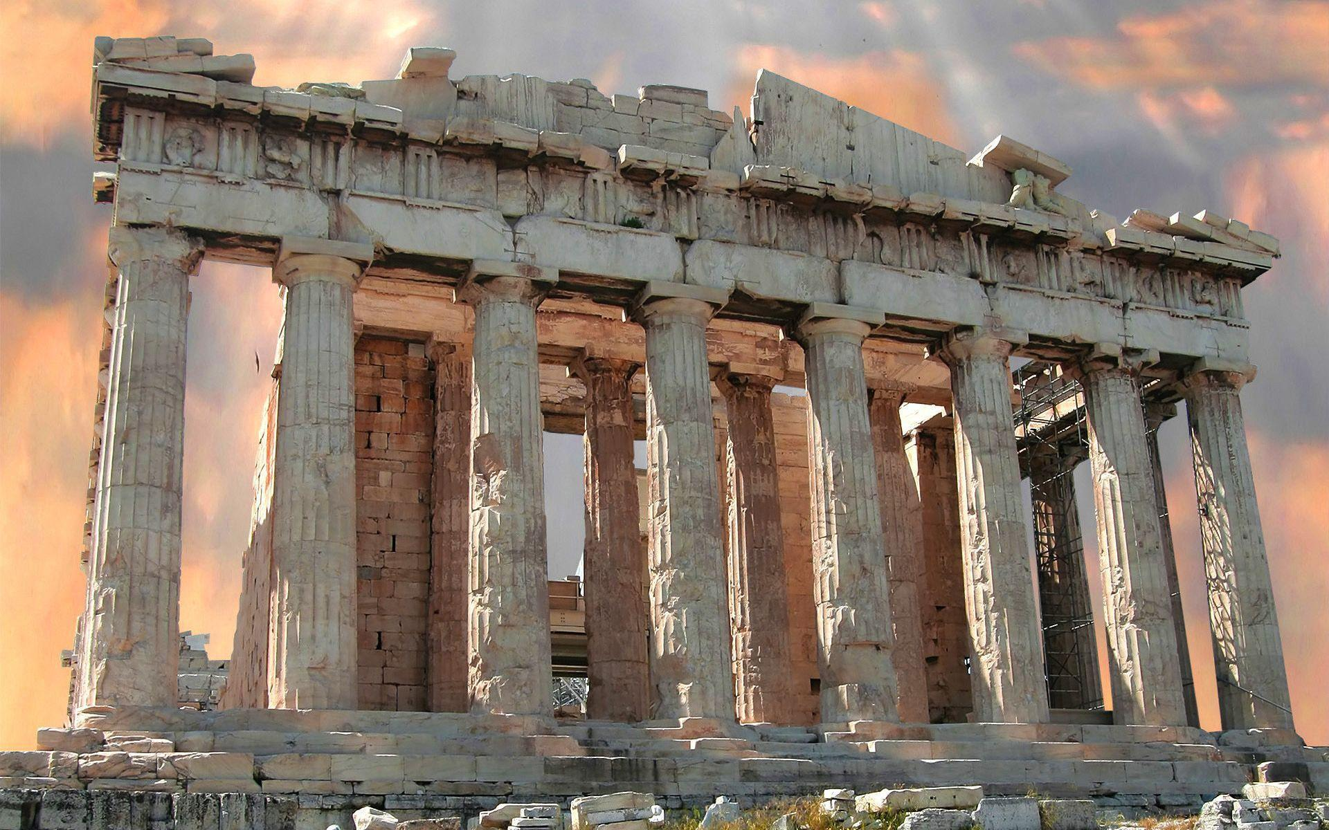 1 The Parthenon Wallpapers