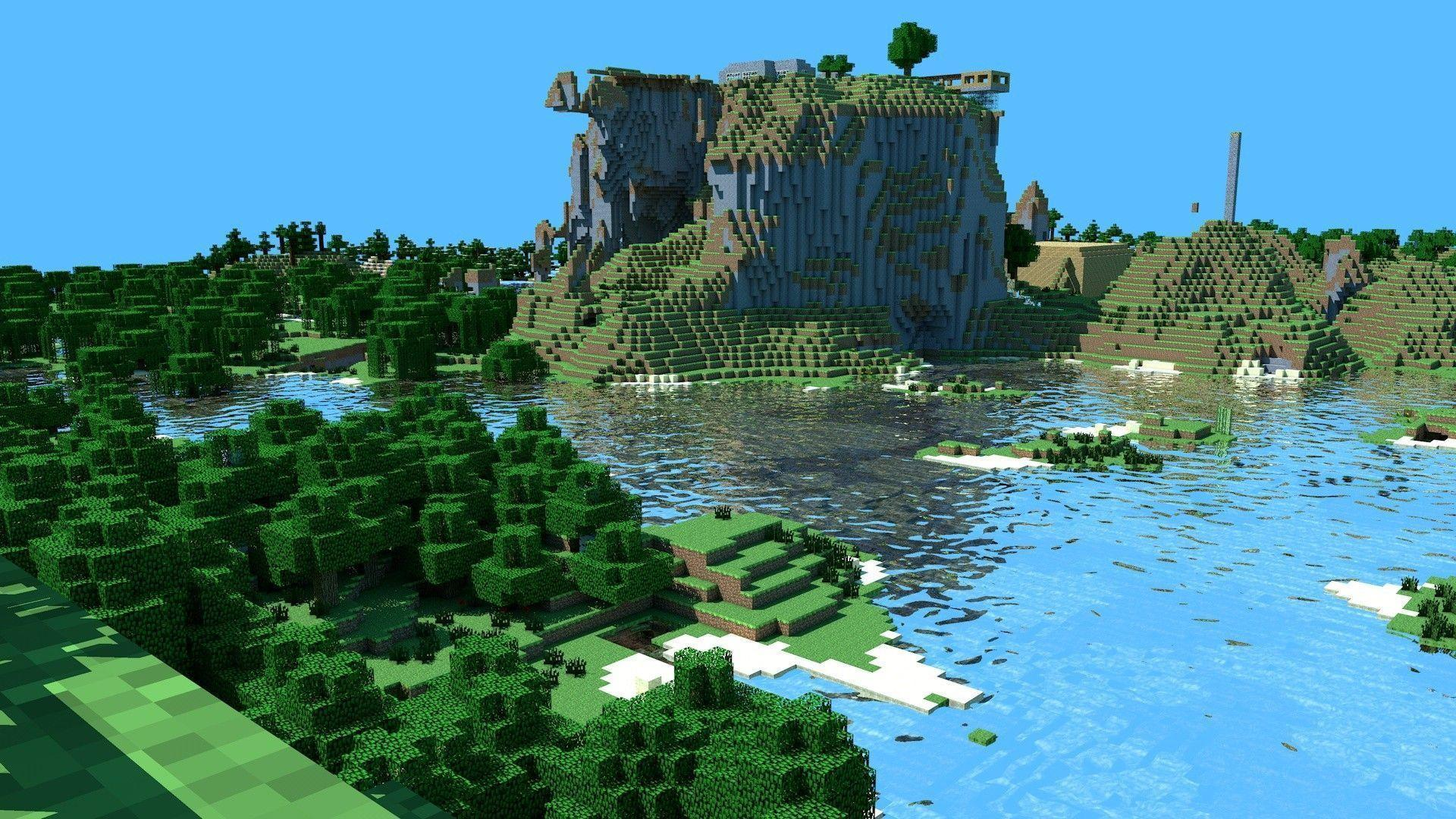 Minecraft Hd Wallpapers and Background