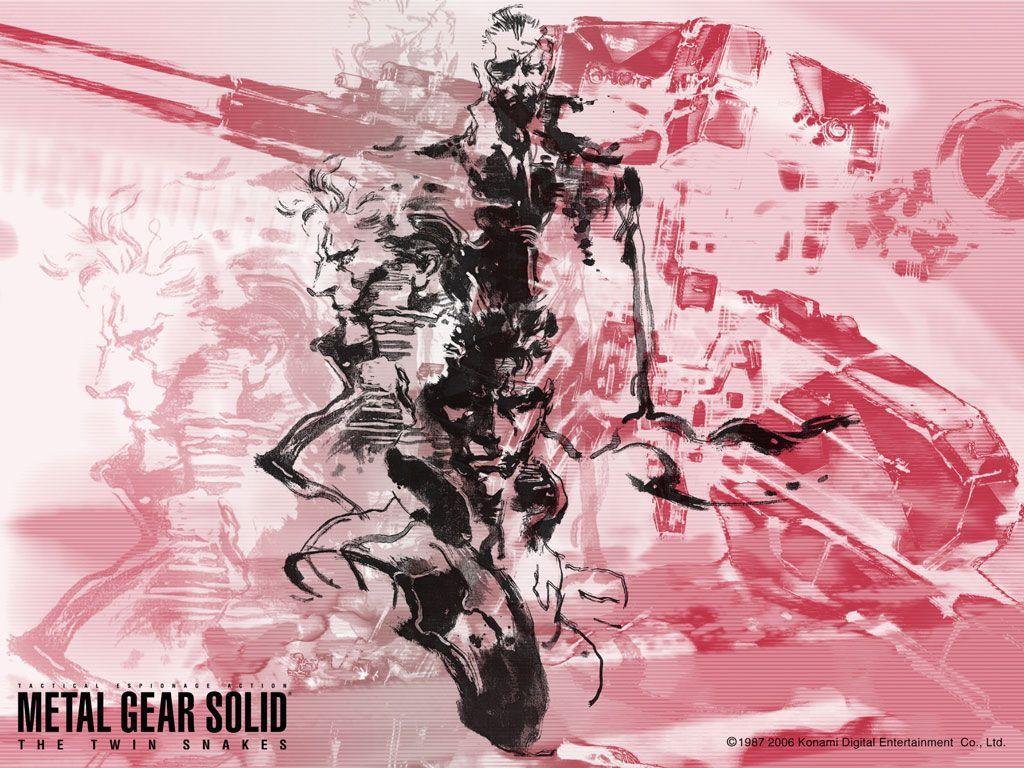 Metal gear solid backgrounds wallpaper cave - Metal gear solid desktop wallpaper ...