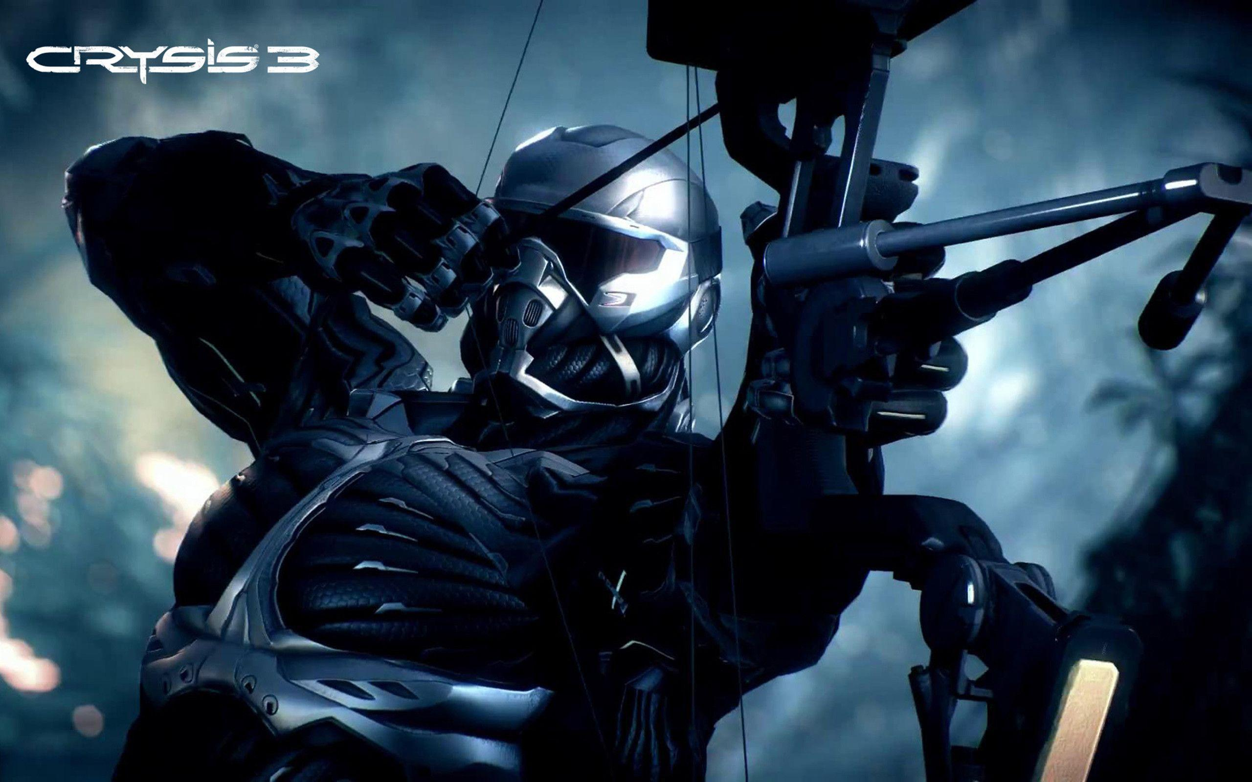 Crysis 3 Exclusive HD Wallpapers