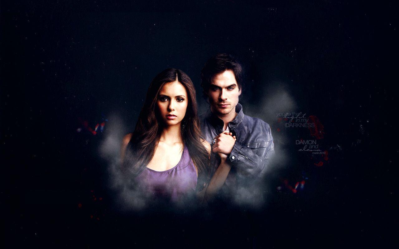 The Vampire Diaries HD Desktop Wallpapers