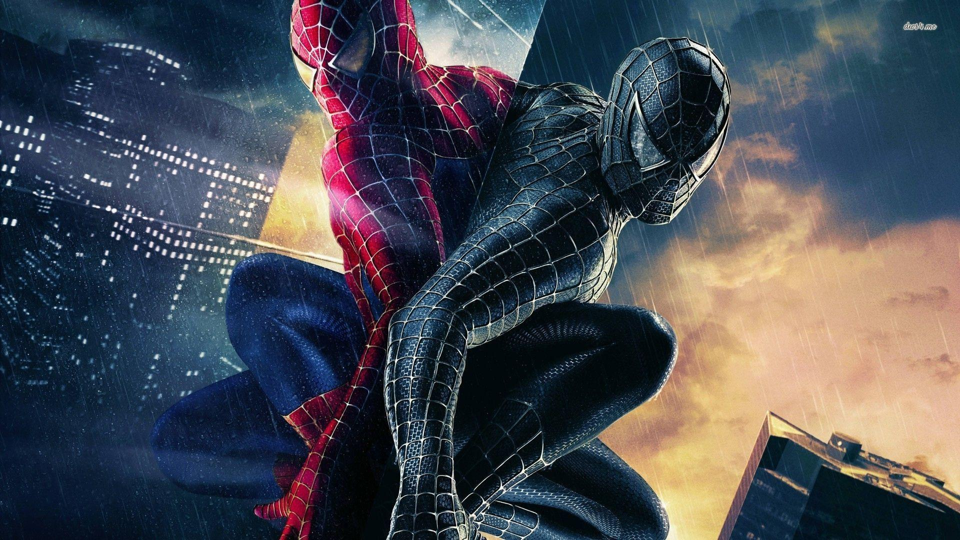 Spiderman 3 Wallpapers Hd Wallpaper Cave