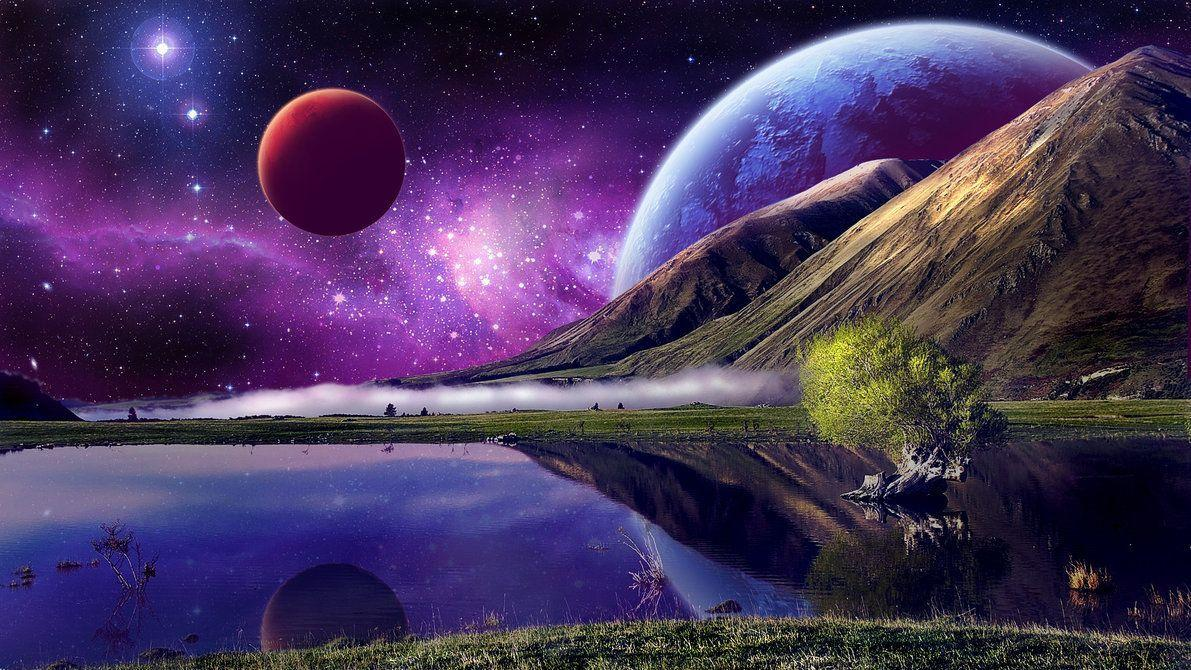 Space Backgrounds Wallpapers - Wallpaper Cave