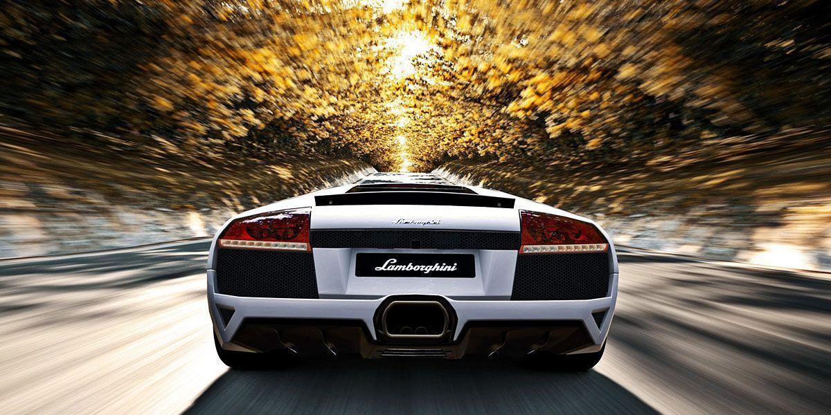 Forest Car Lamborghini Background Wallpapers Default resolution ...