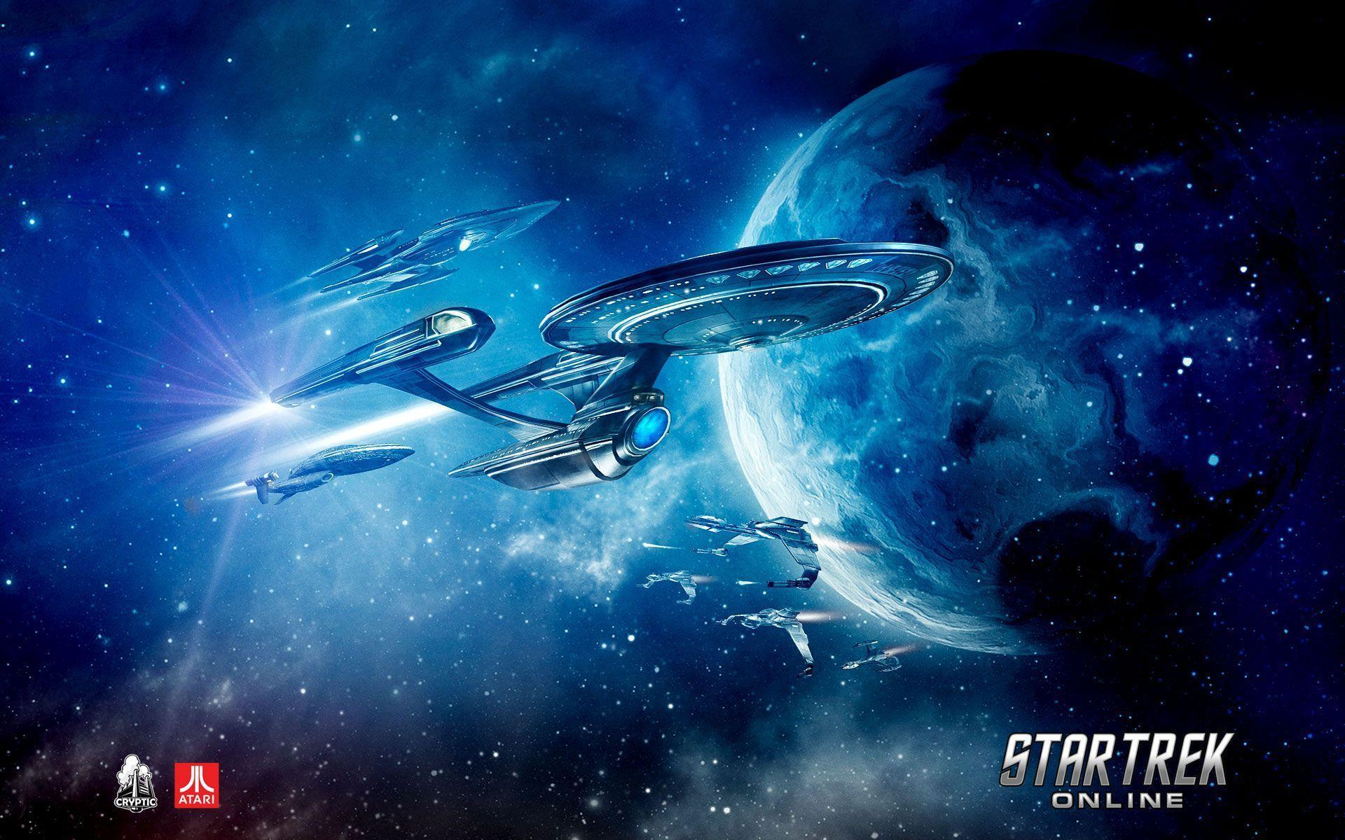 Most Downloaded Startrek Wallpapers