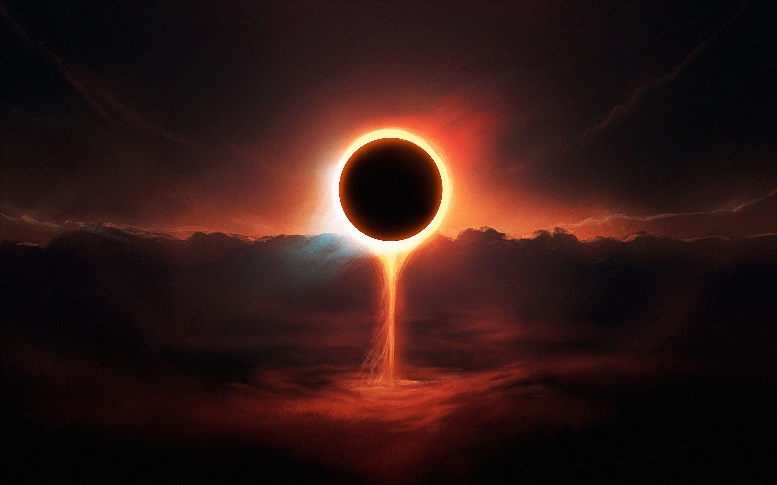 Solar Eclipse Wallpapers - Wallpaper Cave Wallpaper