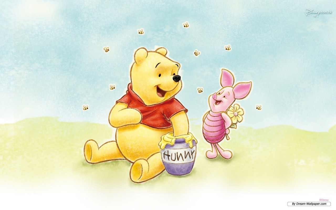 83 Winnie The Pooh Wallpapers