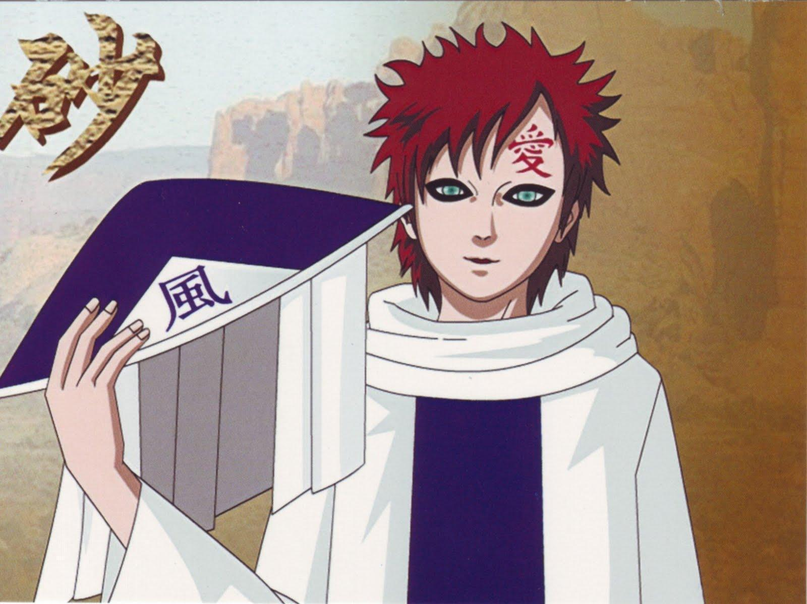 Wallpapers Gaara Kazekage - Wallpaper Cave