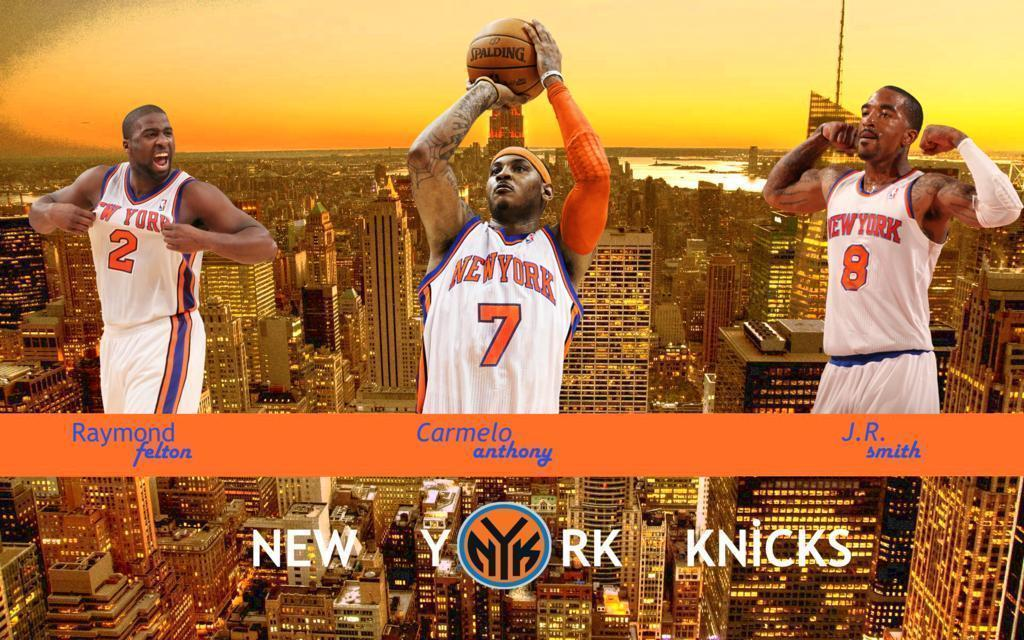 New York Knicks Wallpapers : Desktop and mobile wallpapers : Wallippo