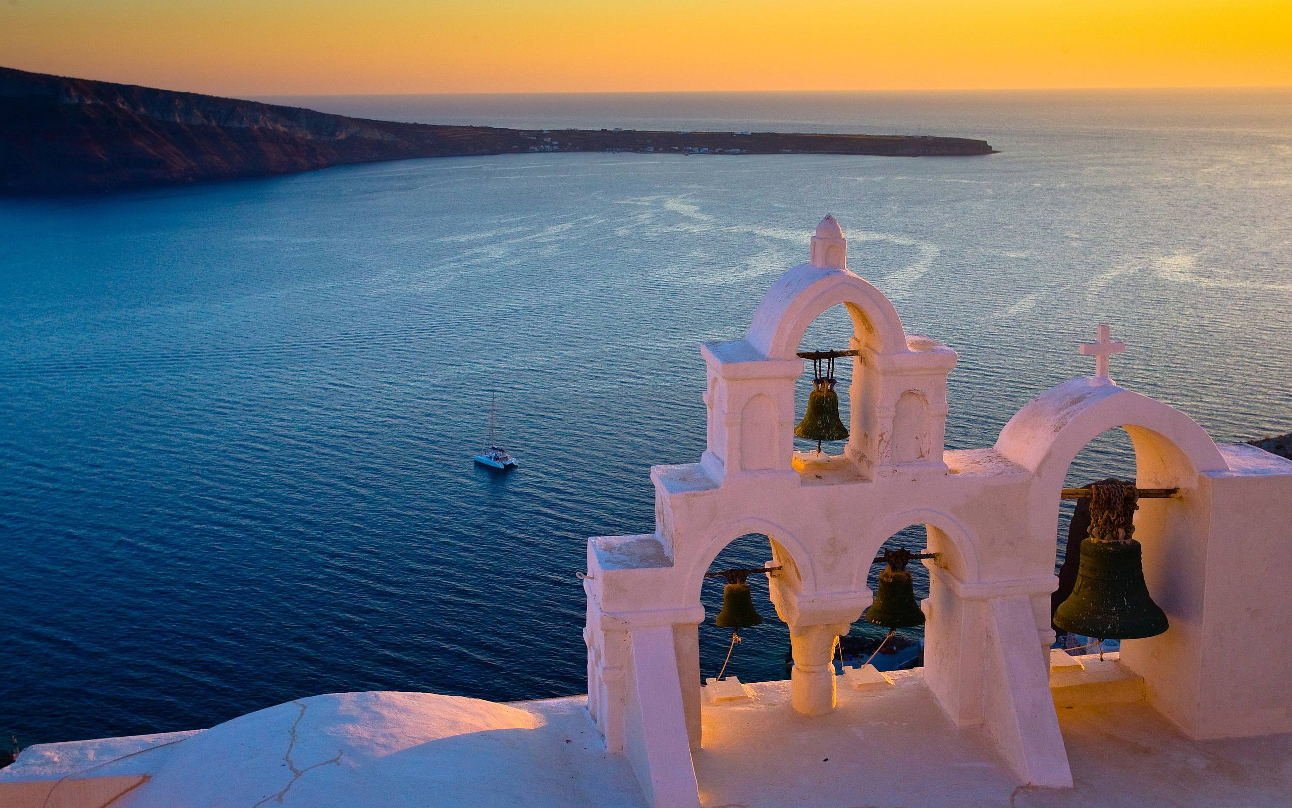oia greece santorini wallpaper - photo #36
