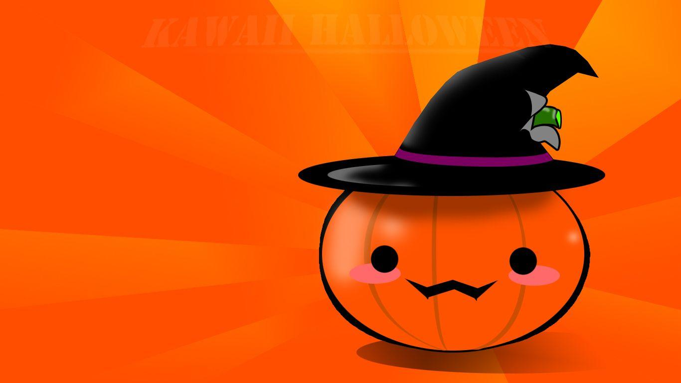 Free Cute Halloween Wallpapers Wallpaper Cave
