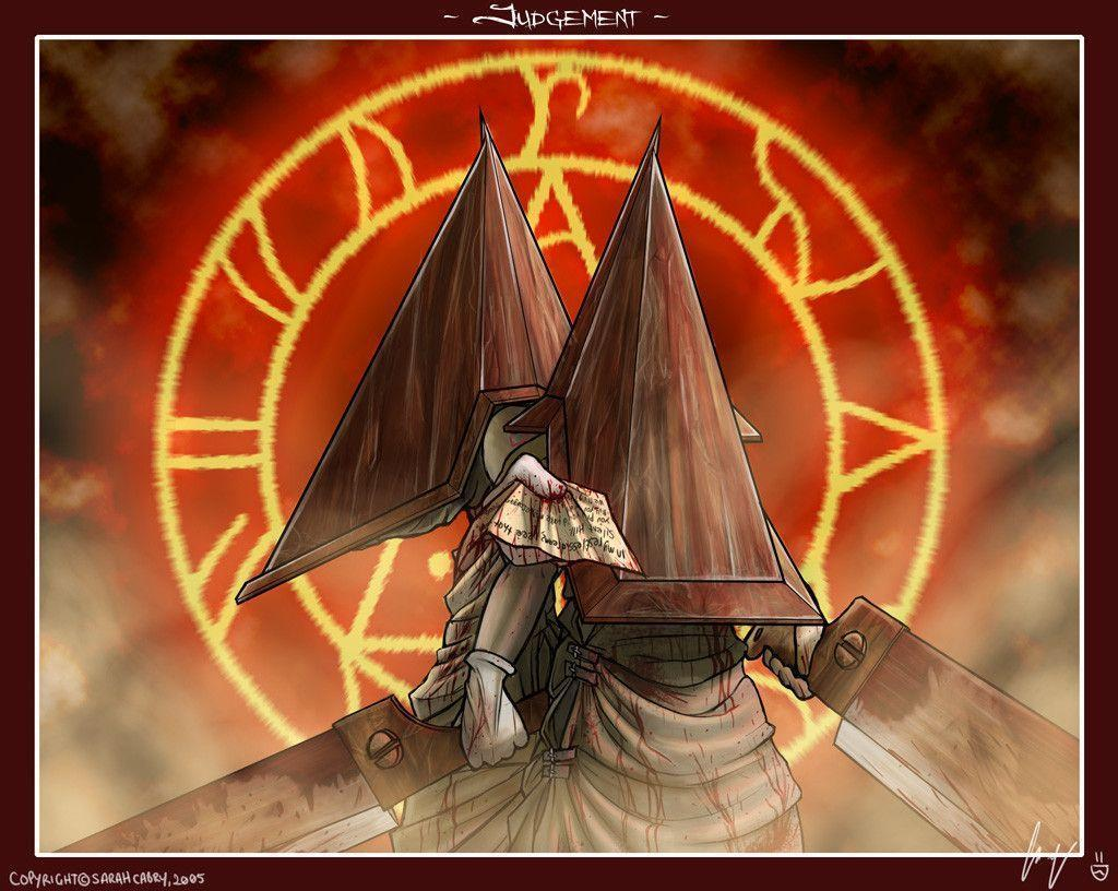 pyramid head wallpaper 1280x800 - photo #34