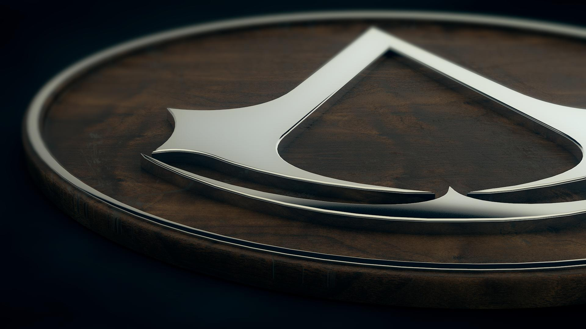 Assassin'-s Creed Symbol Desktop Wallpaper - WallpaperSafari