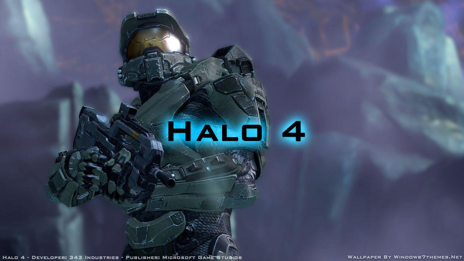 Cool Halo 4 HD Wallpapers