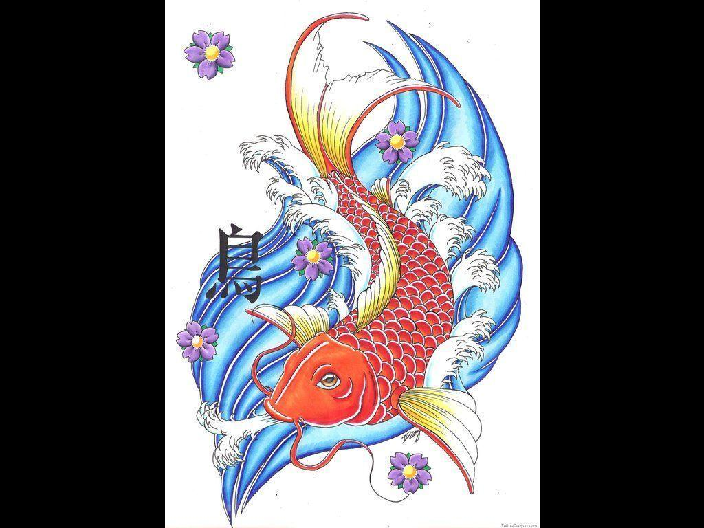Japanese Tattoo Wallpapers Wallpaper Cave