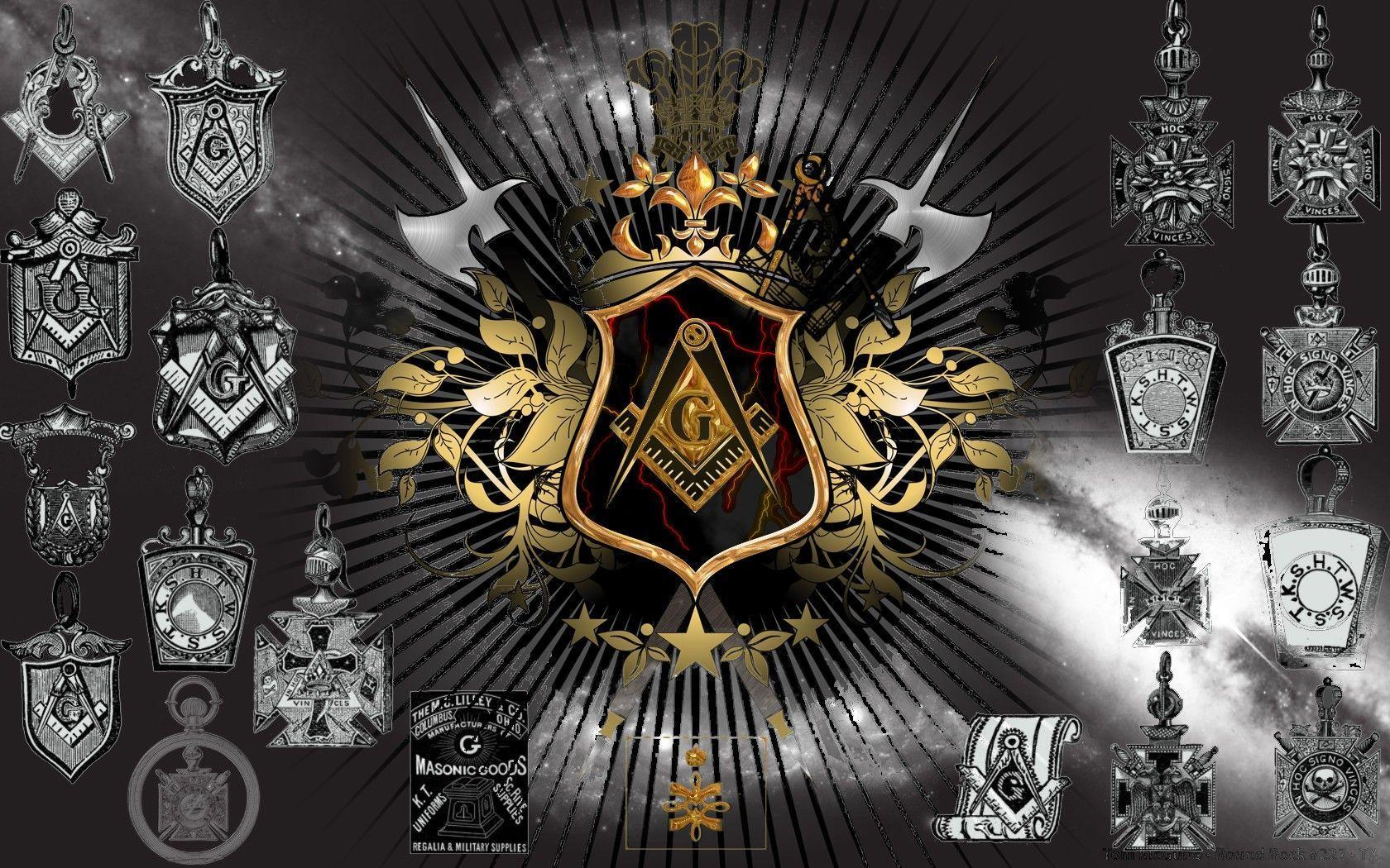 Freemason Wallpaper Backgrounds - www.