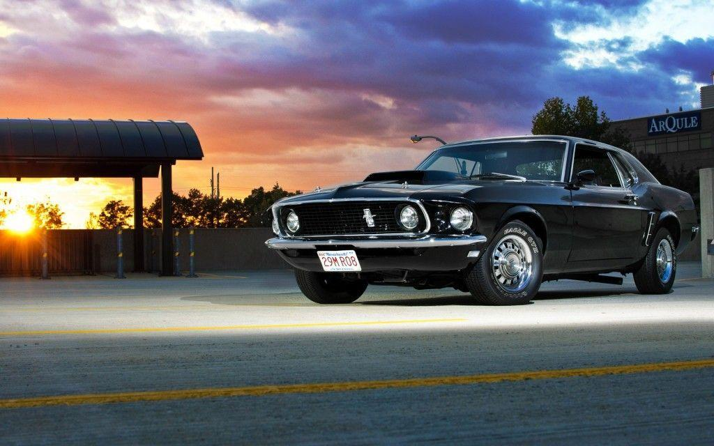 new wallpapers muscle car - photo #35