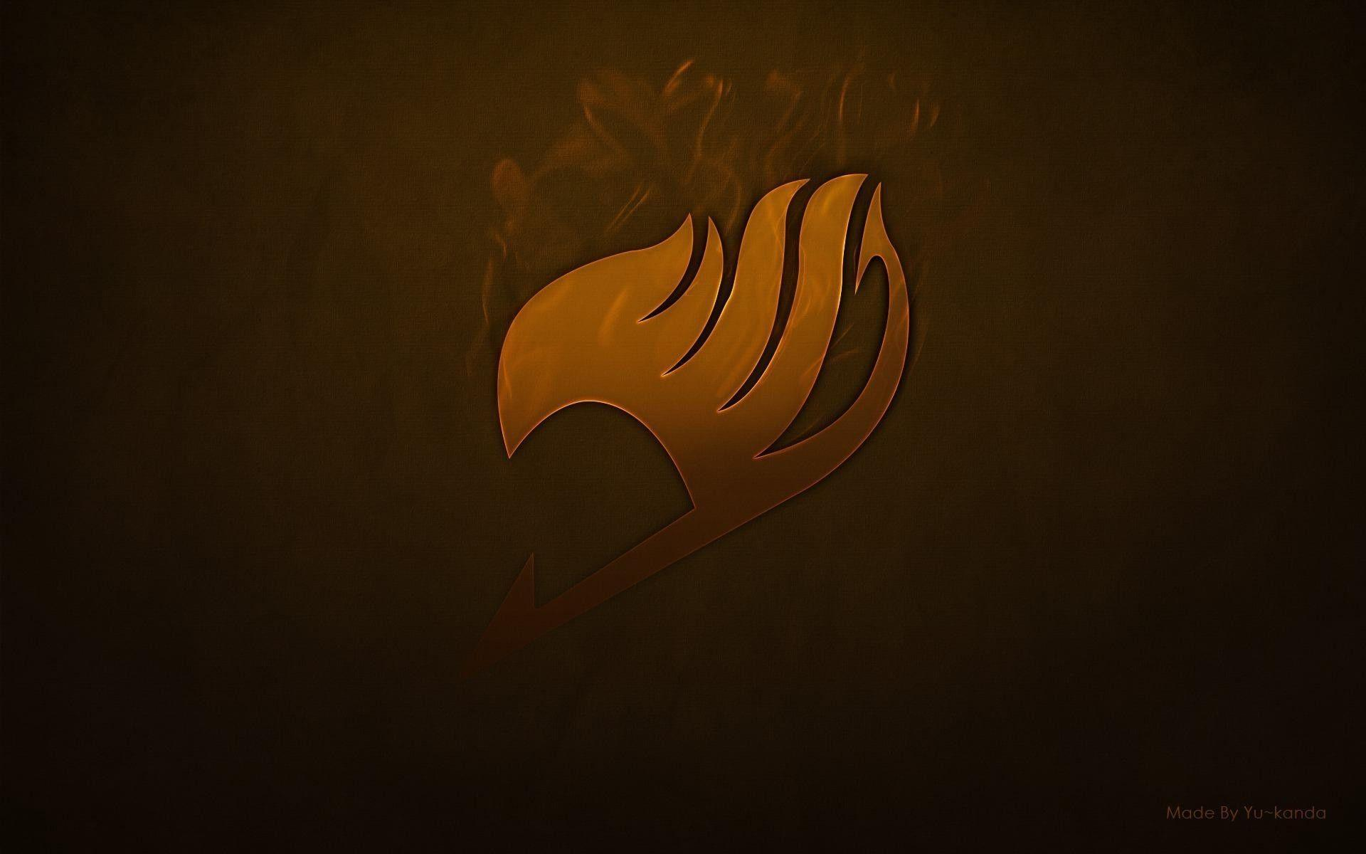 Fairy Tail Logo Wallpapers - Wallpaper Cave