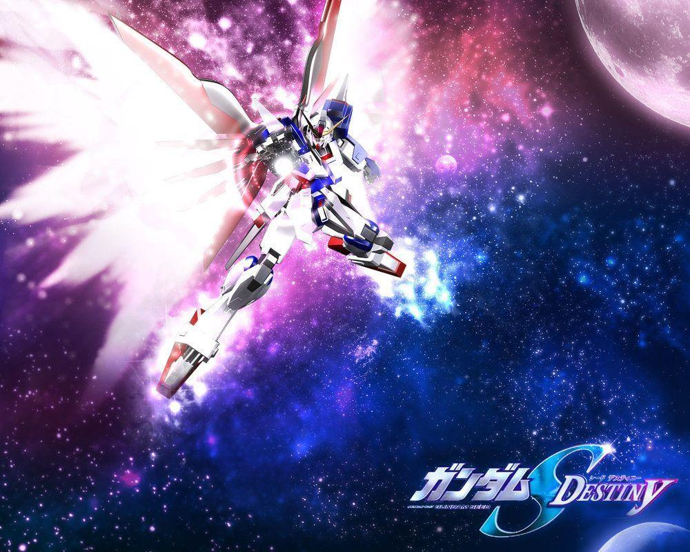 mobile suit gundam seed destiny wallpapers wallpaper cave