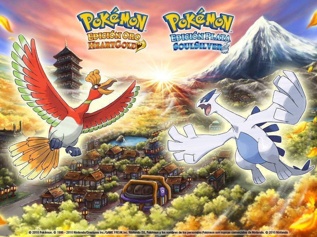 Pokemon legendary wallpapers wallpaper cave - Pokemon argent pokemon rare ...