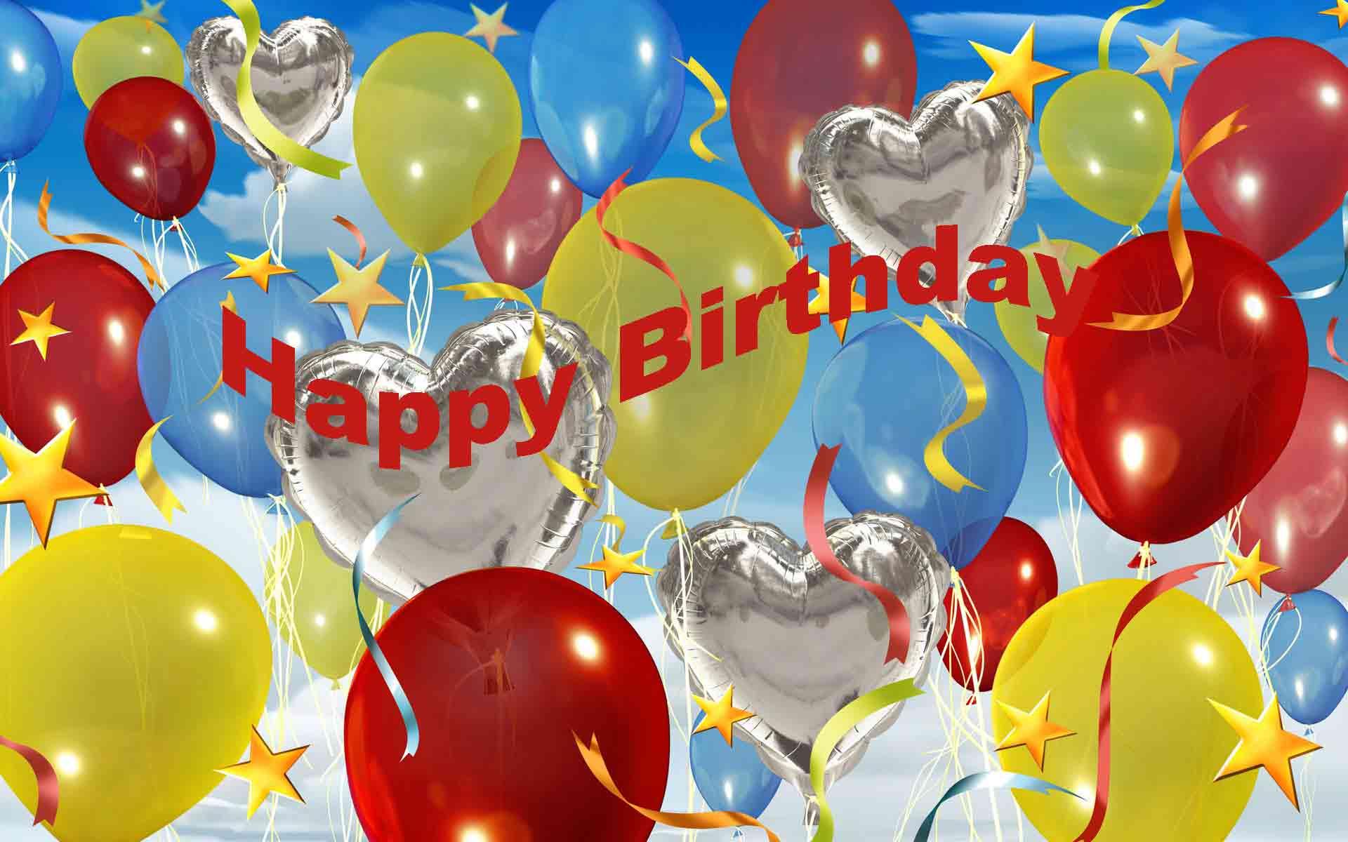 Happy Birthday Wallpaper - Full HD wallpaper search