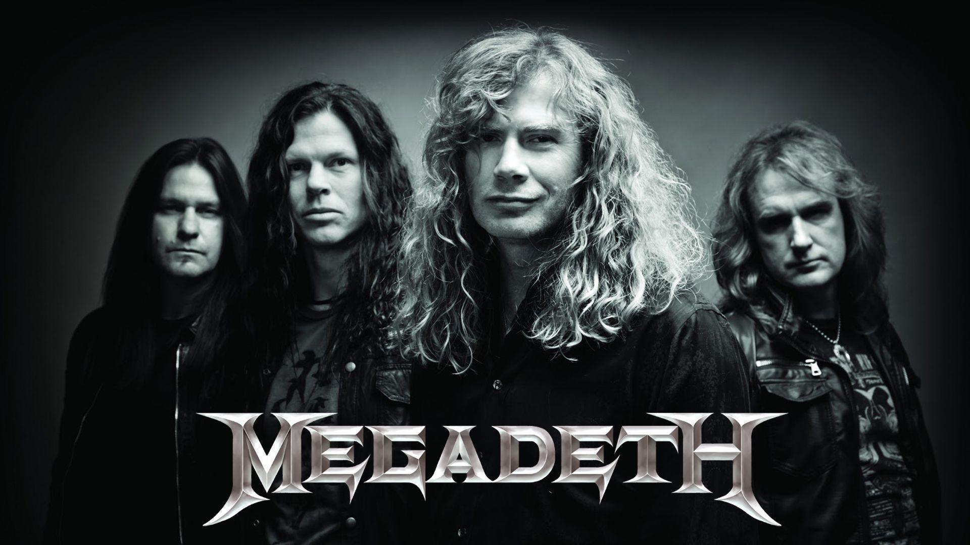 Megadeth Wallpapers - Wallpaper Cave
