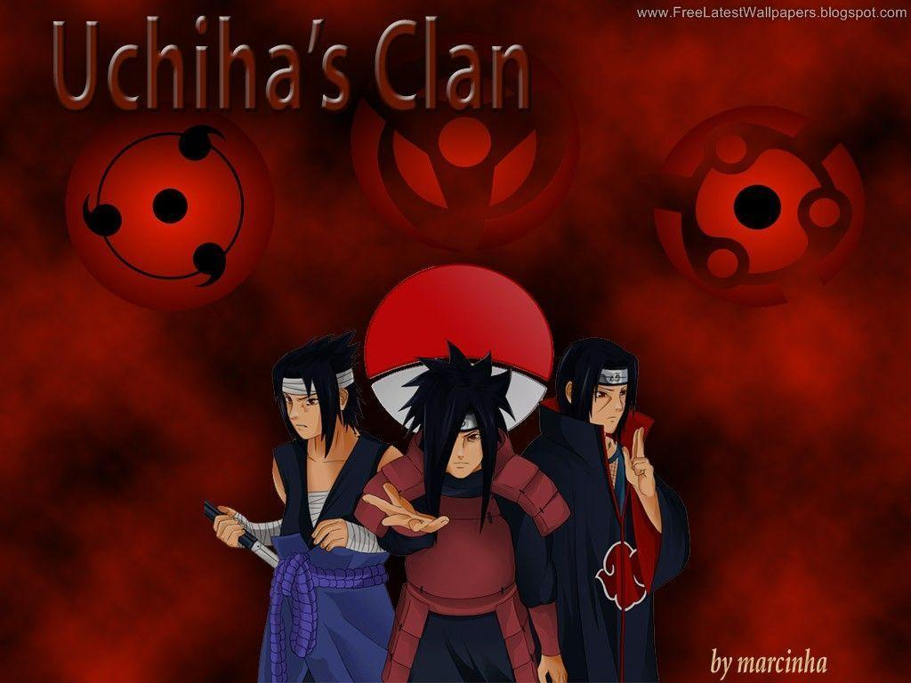 Uchiha Clan Wallpapers Wallpaper Cave