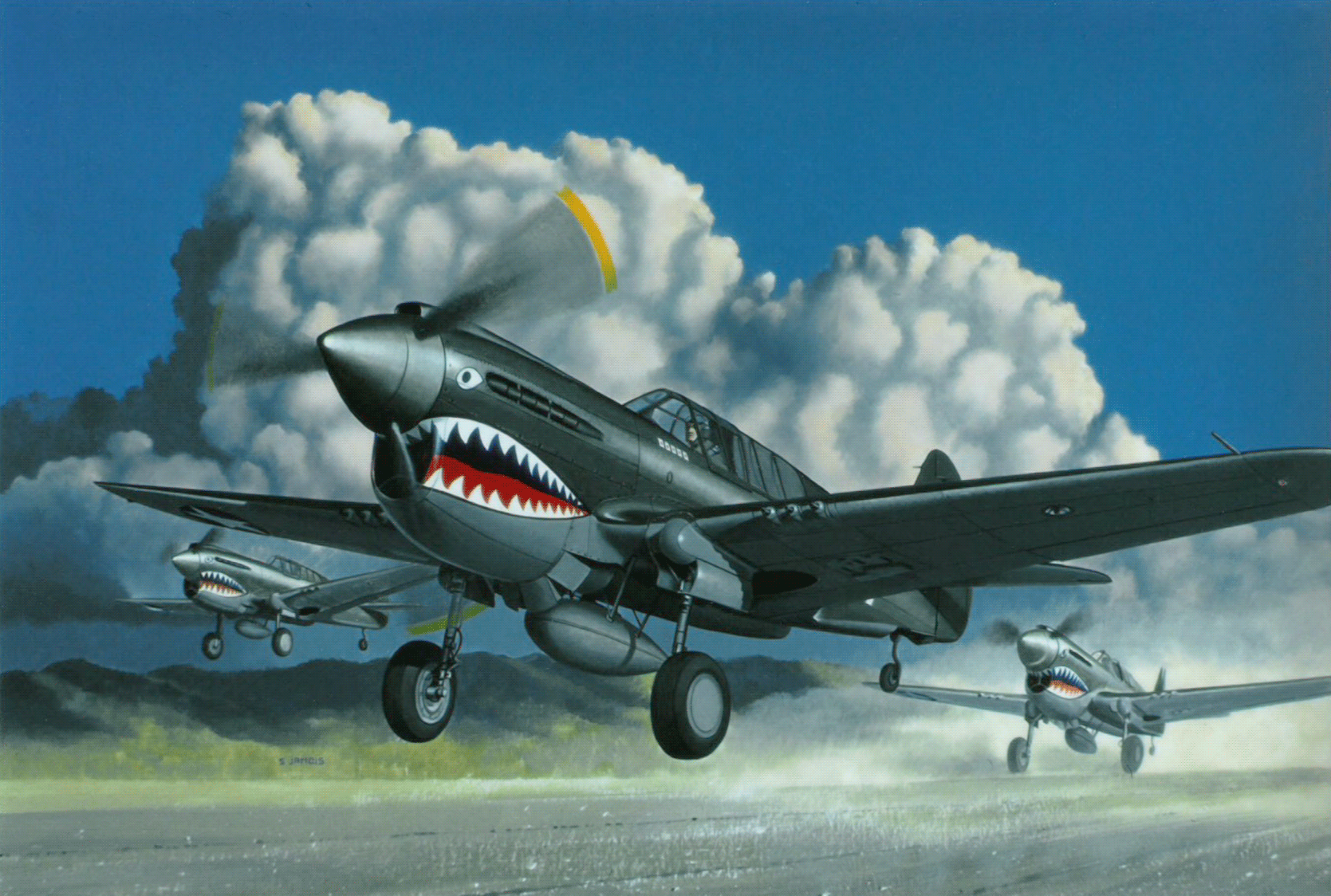 Images For P 40 Warhawk Wallpaper