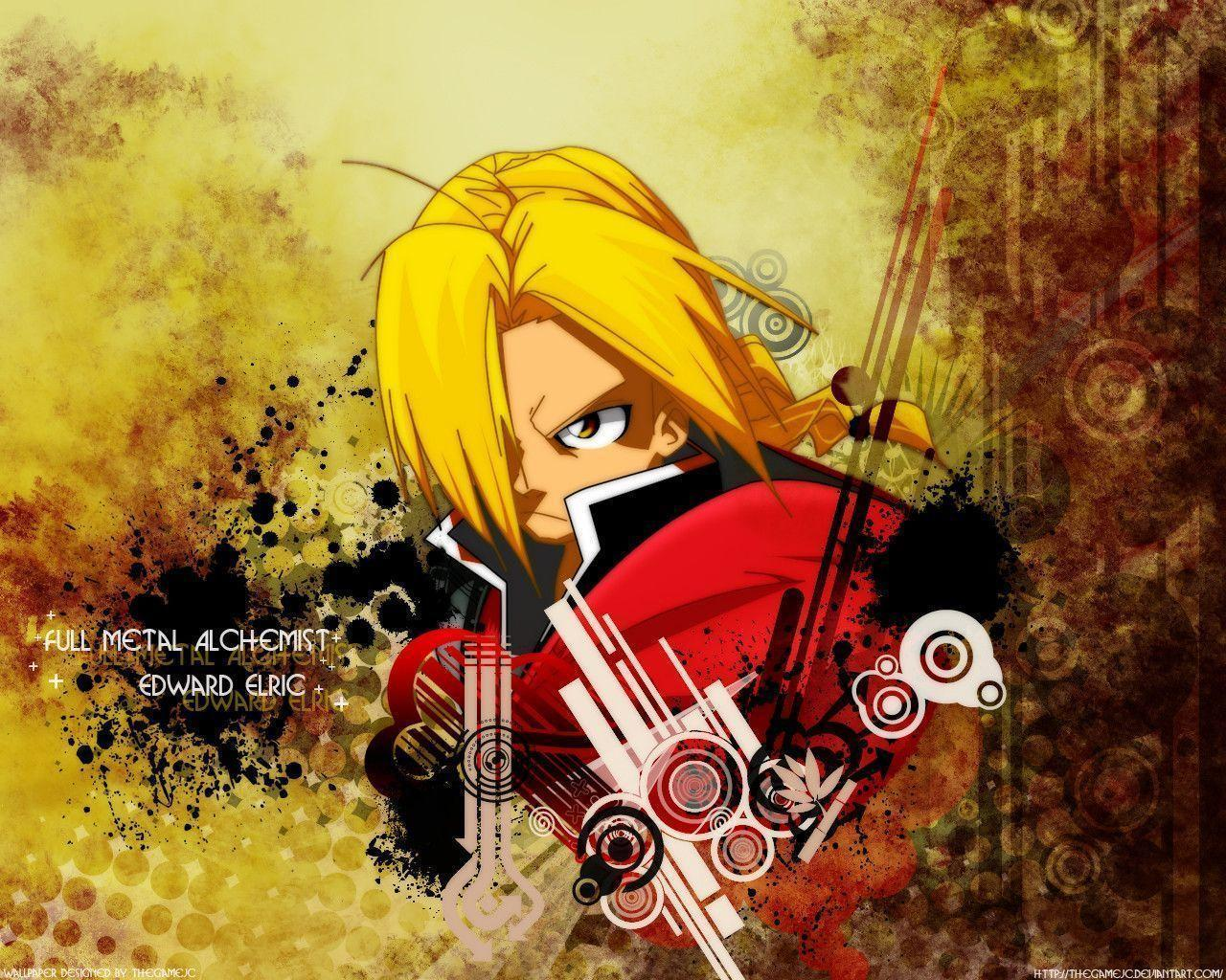 Edward Elric Wallpapers by Shin