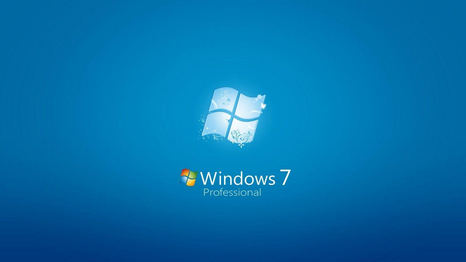 Free Wallpapers 1920x1080 HDTV: Windows 7 Professional