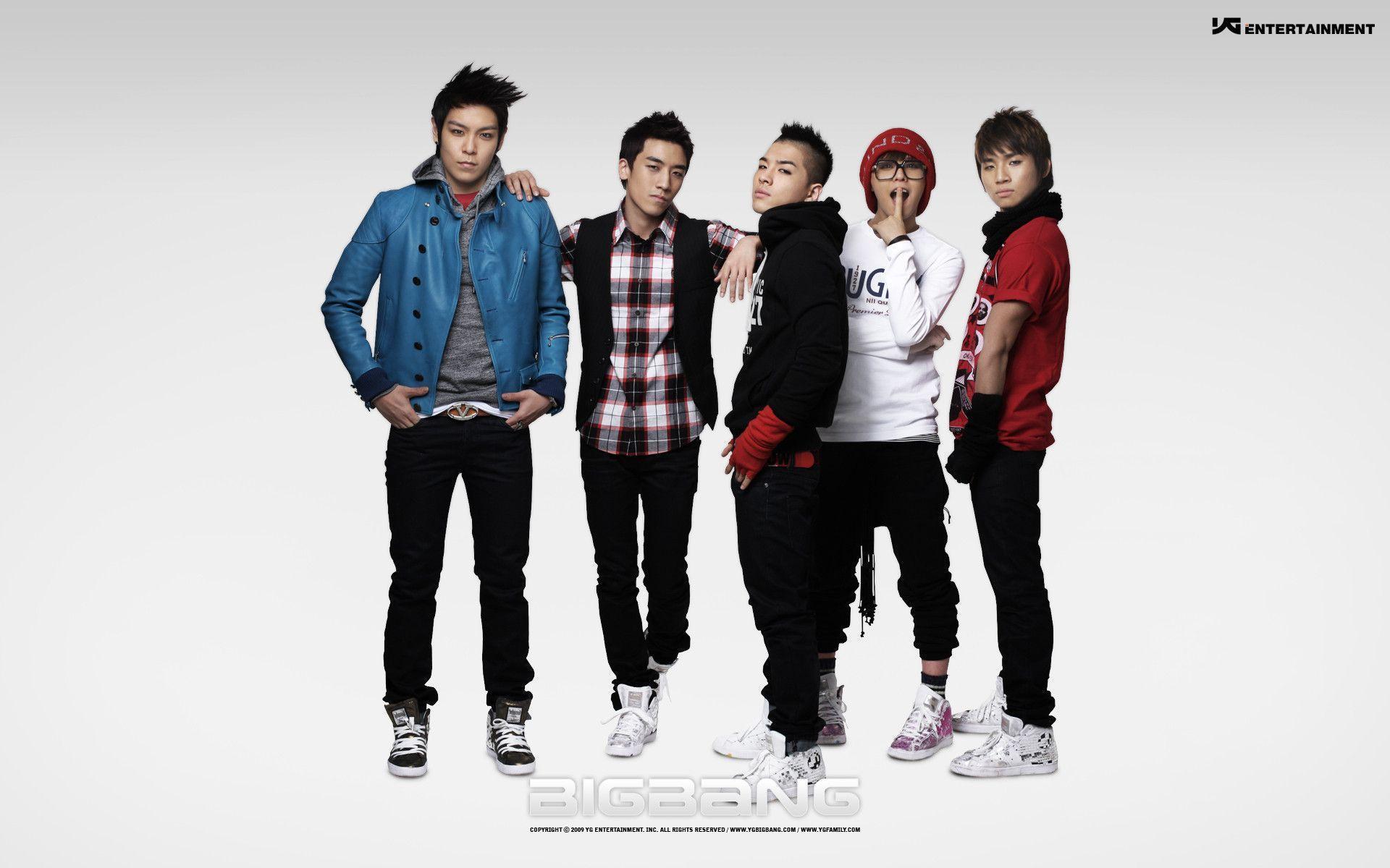 big bang kpop wallpaper 2013 - photo #8