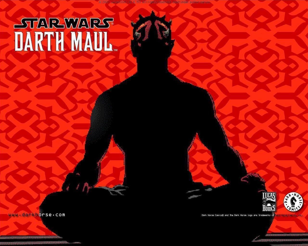 Star Wars: Darth Maul 1 :: Desktops :: Dark Horse Comics