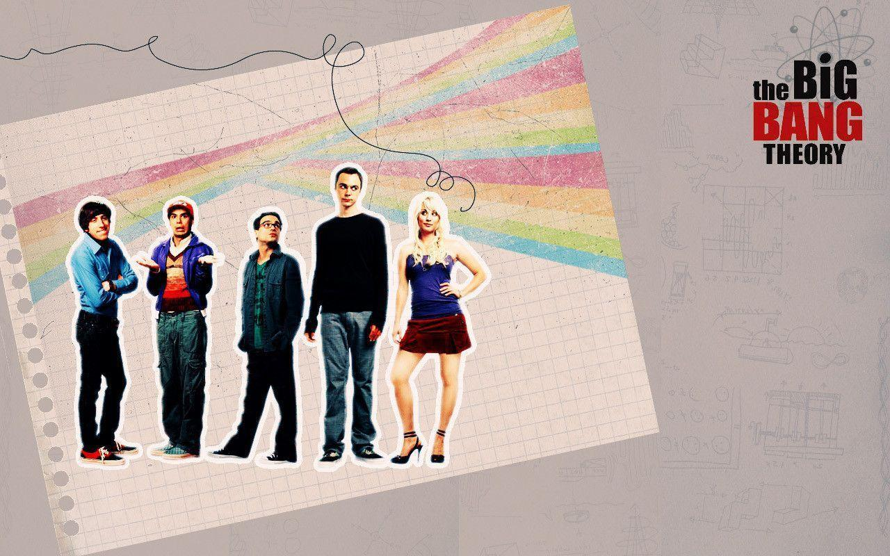 BBT wallpaper - The Big Bang Theory Wallpaper (8837271) - Fanpop