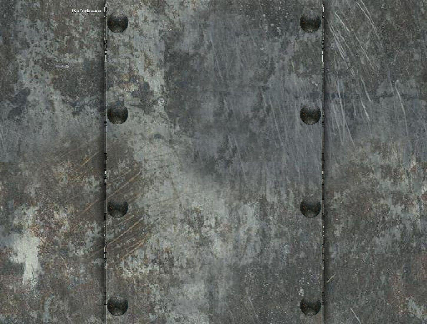 heavy stainless steel background