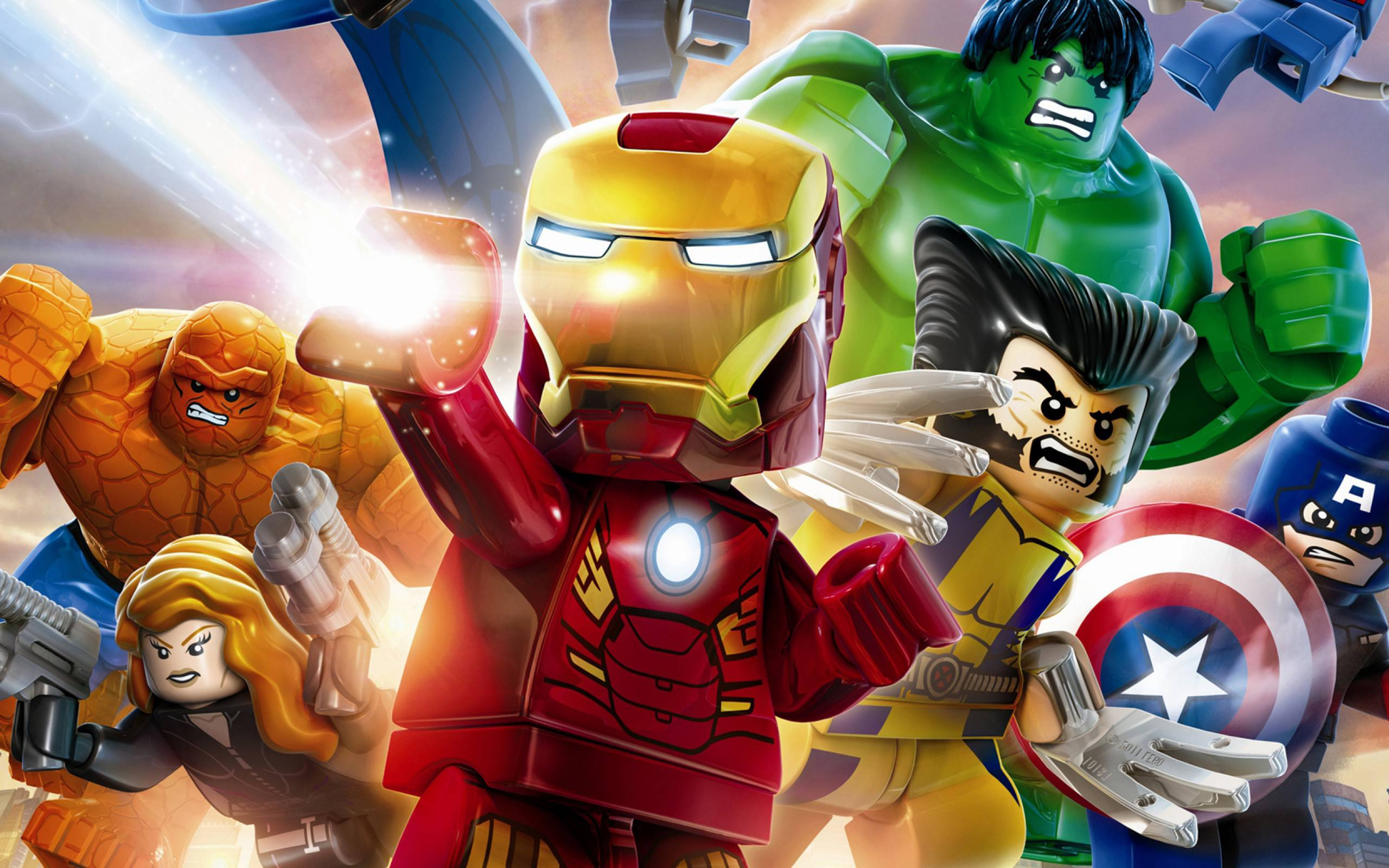 lego marvel wallpaper for desktop - photo #6