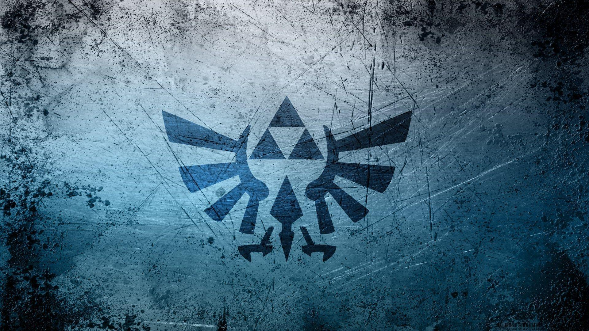 Hd wallpaper zelda - Triforce The Legend Of Zelda Wallpaper The Legend Of Zelda