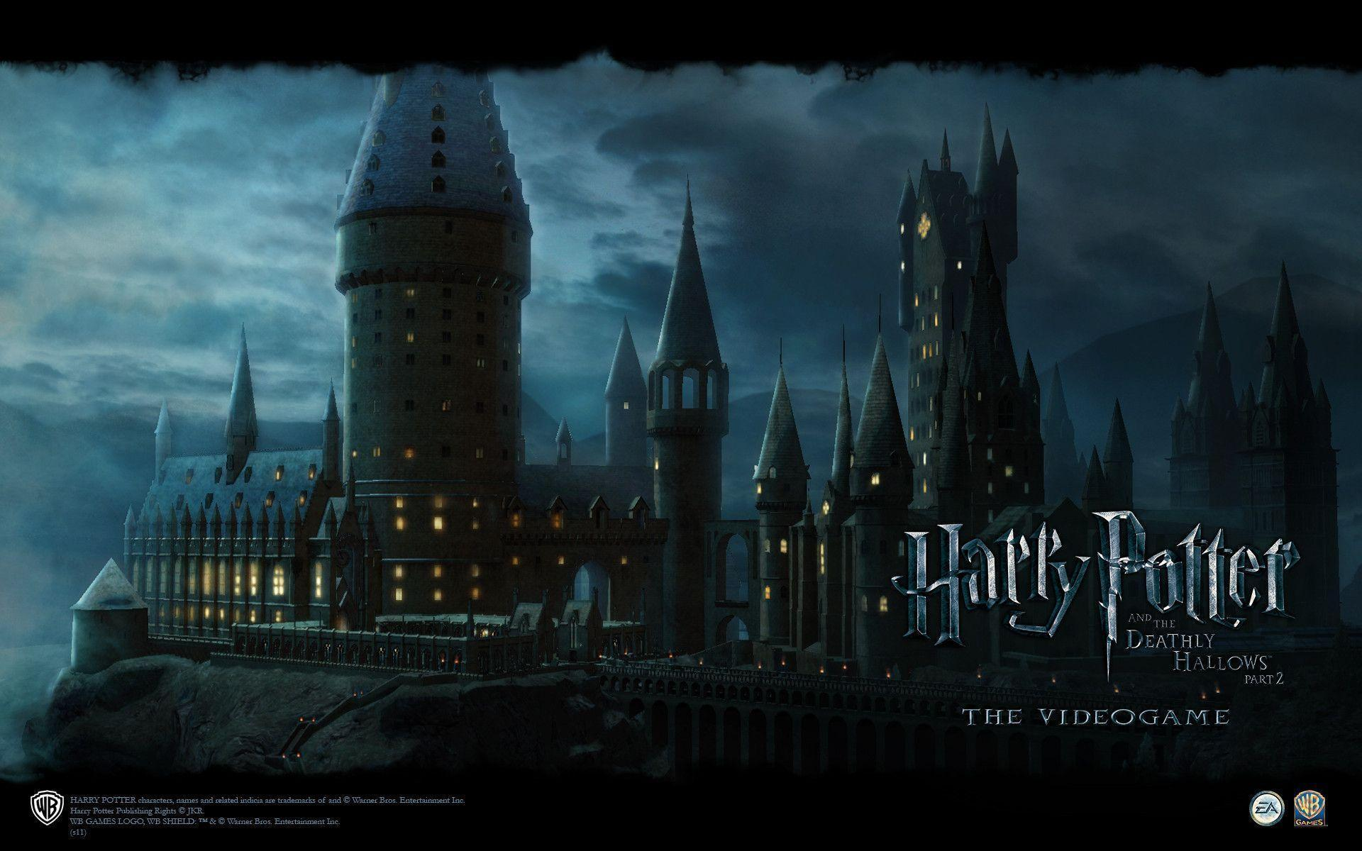 hogwarts desktop wallpaper - photo #7