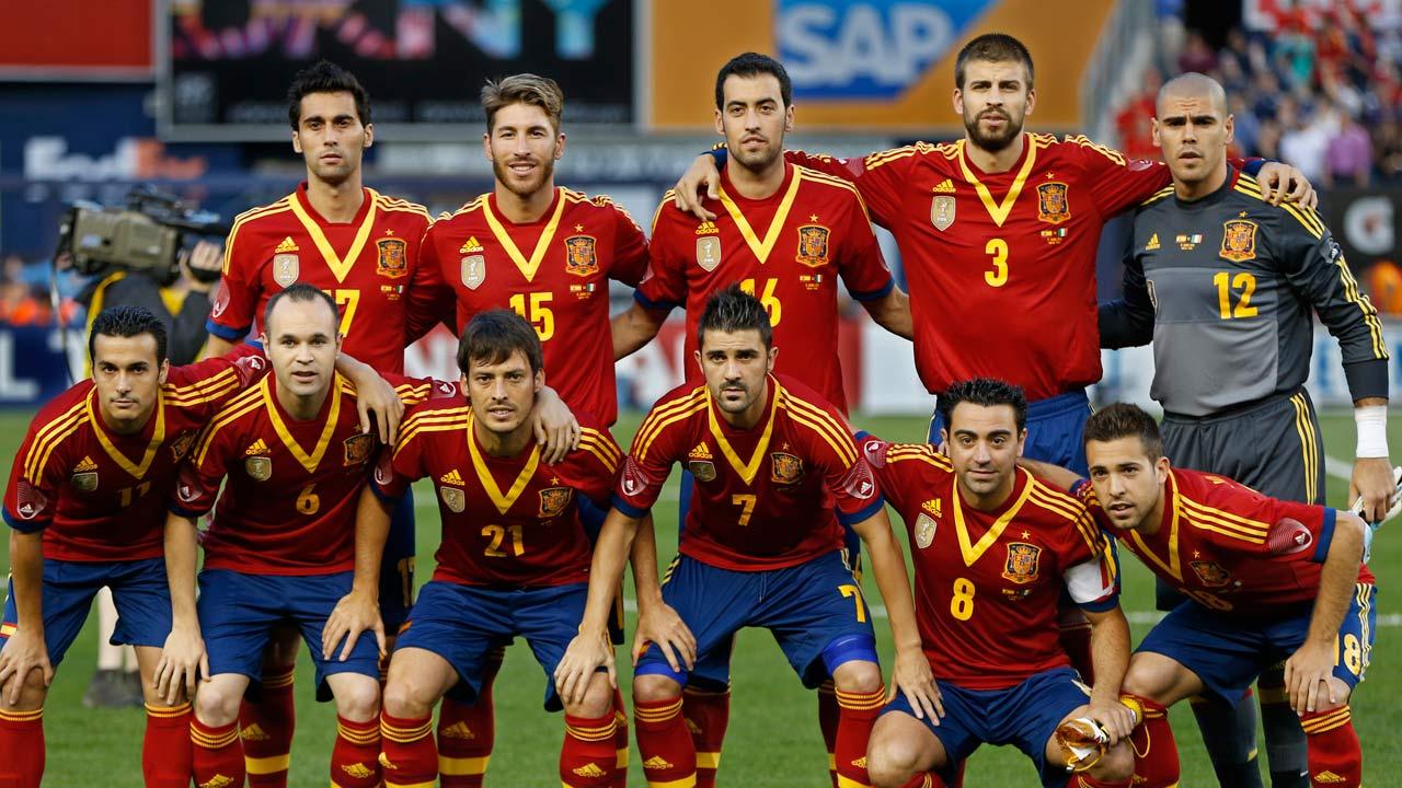Spain National Team Wallpapers
