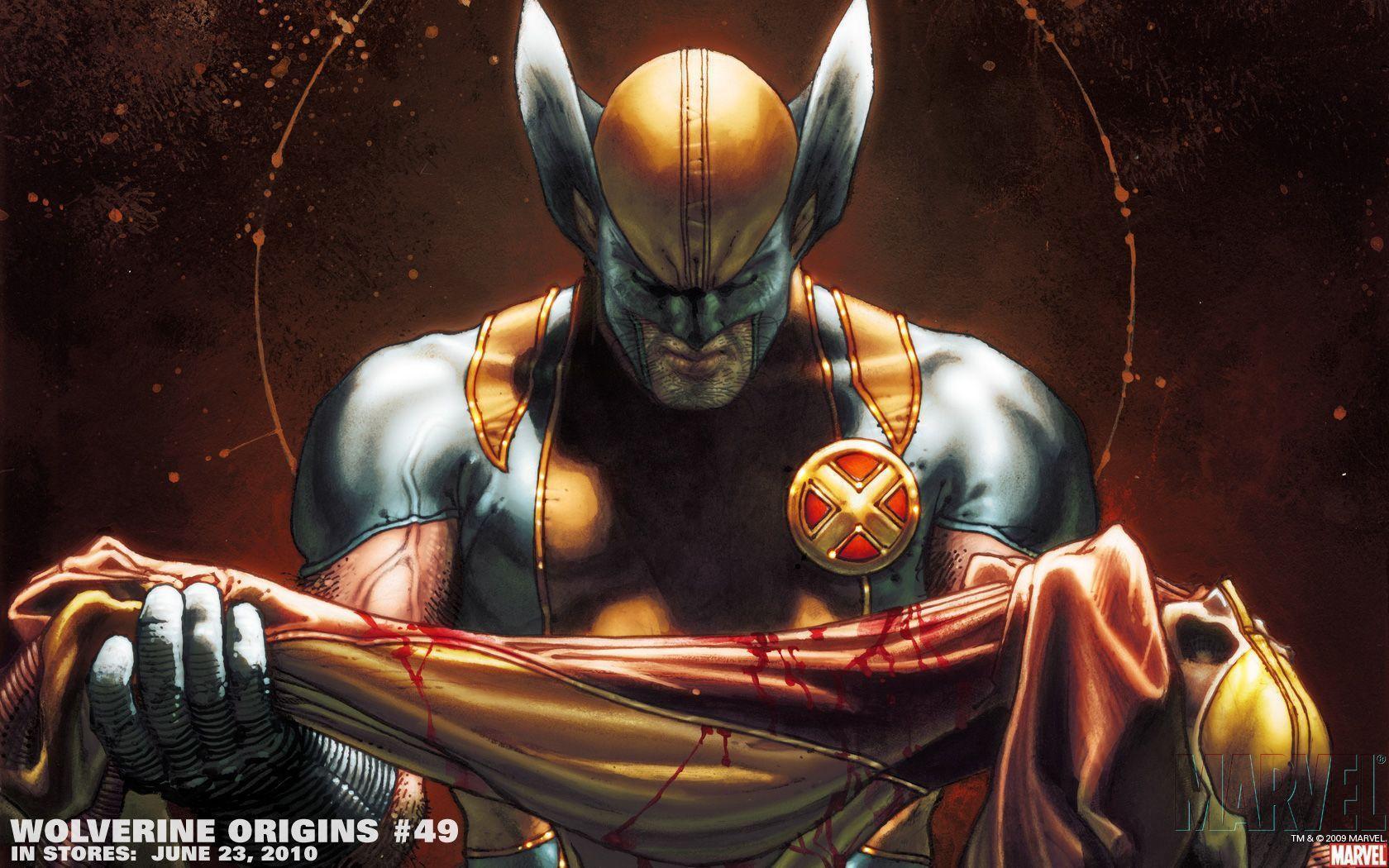 X Men 3 Wallpaper X-Men Wolverine 2015 W...