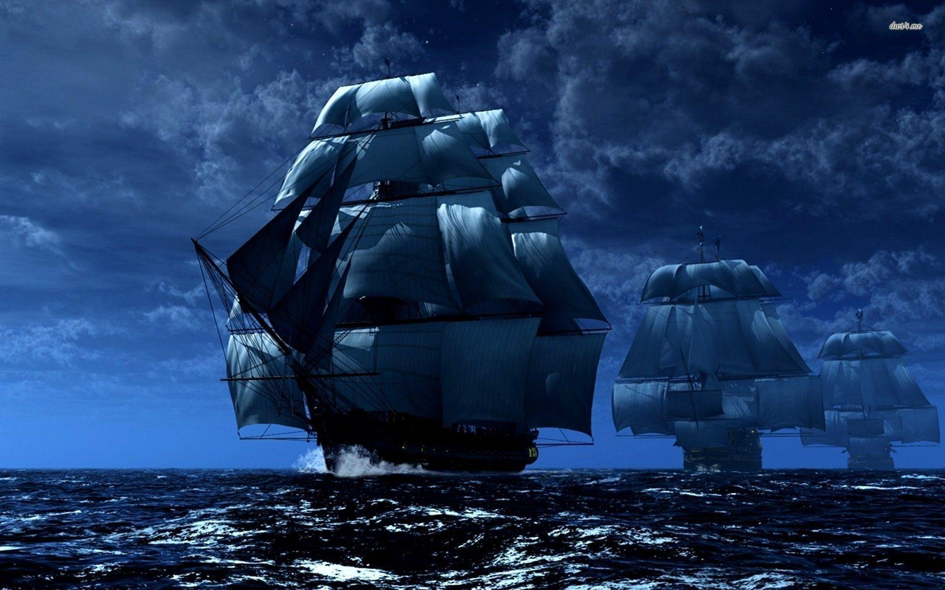 pirate ship computer wallpapers - photo #1