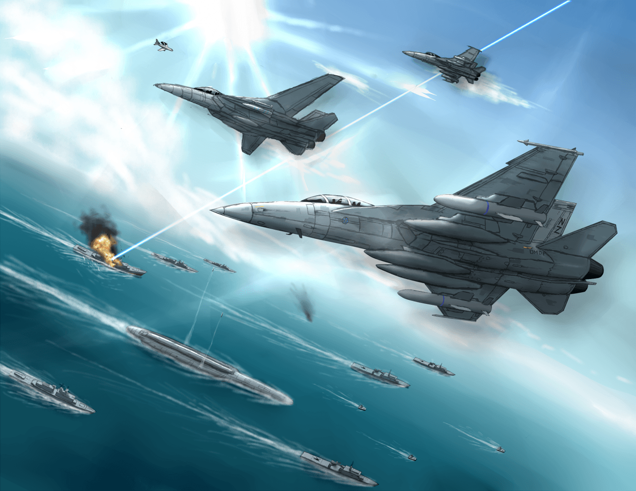 Ace Combat Wallpapers - Wallpaper Cave
