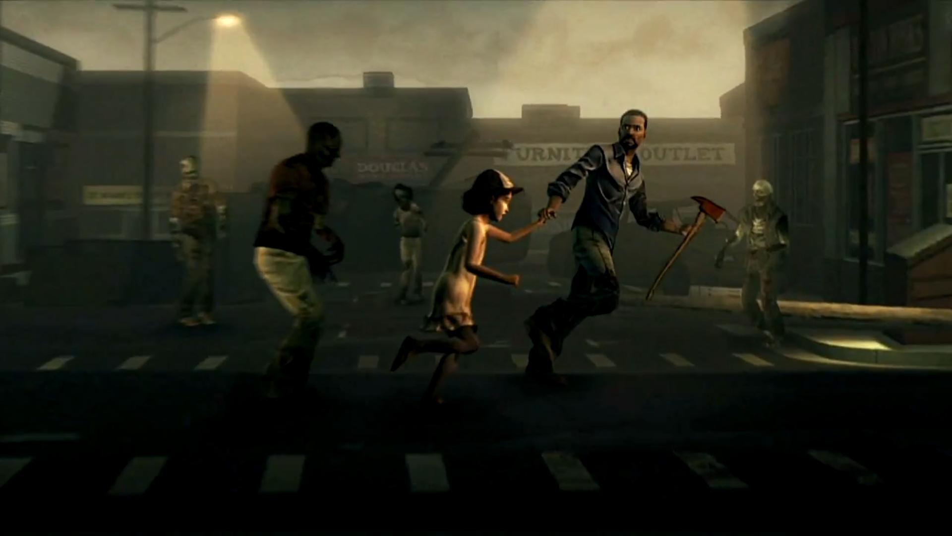 The Walking Dead Run (10136) - Download Game Wallpapers HD Widescreen