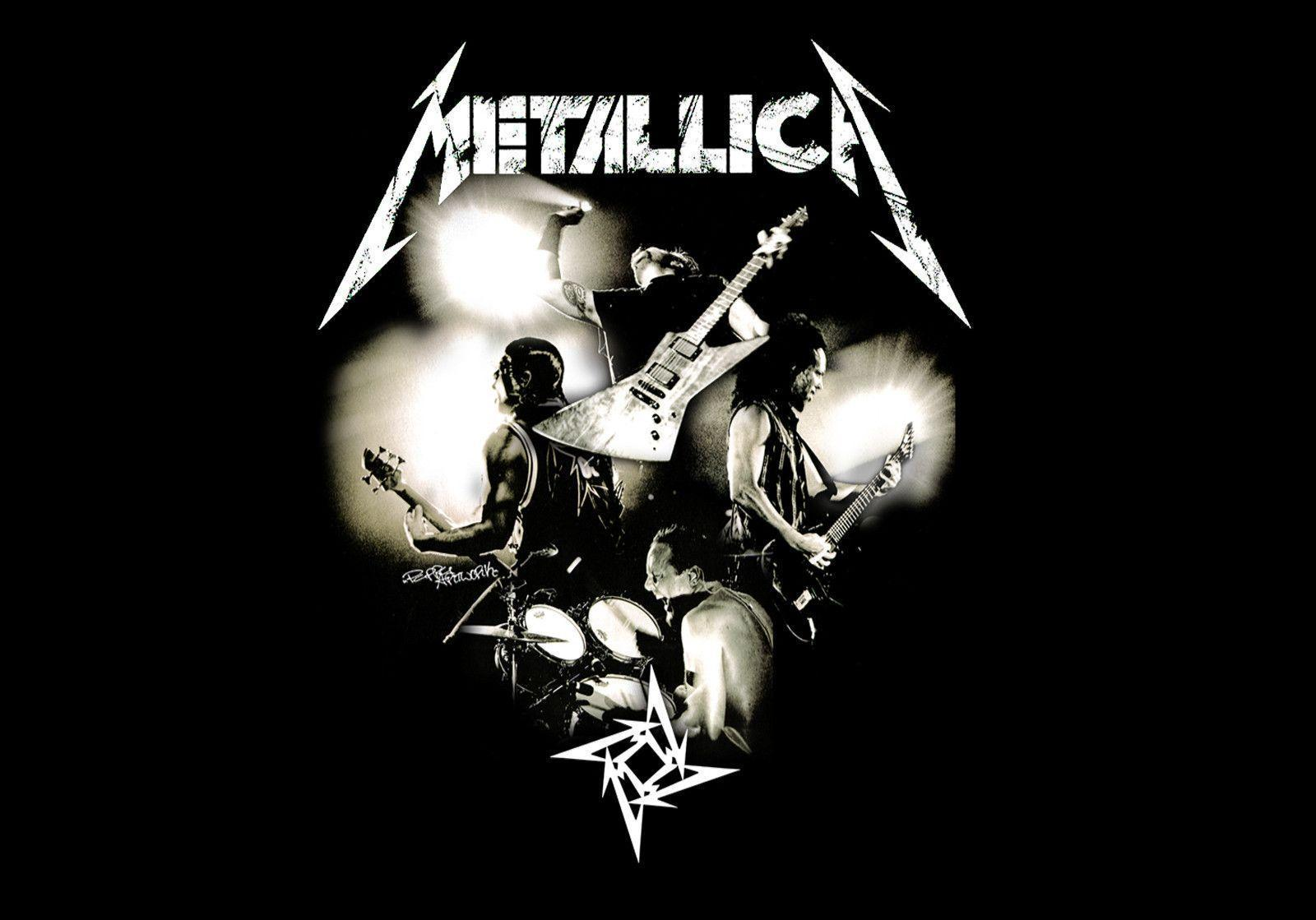 Image For > Metallica Star Logo Wallpapers