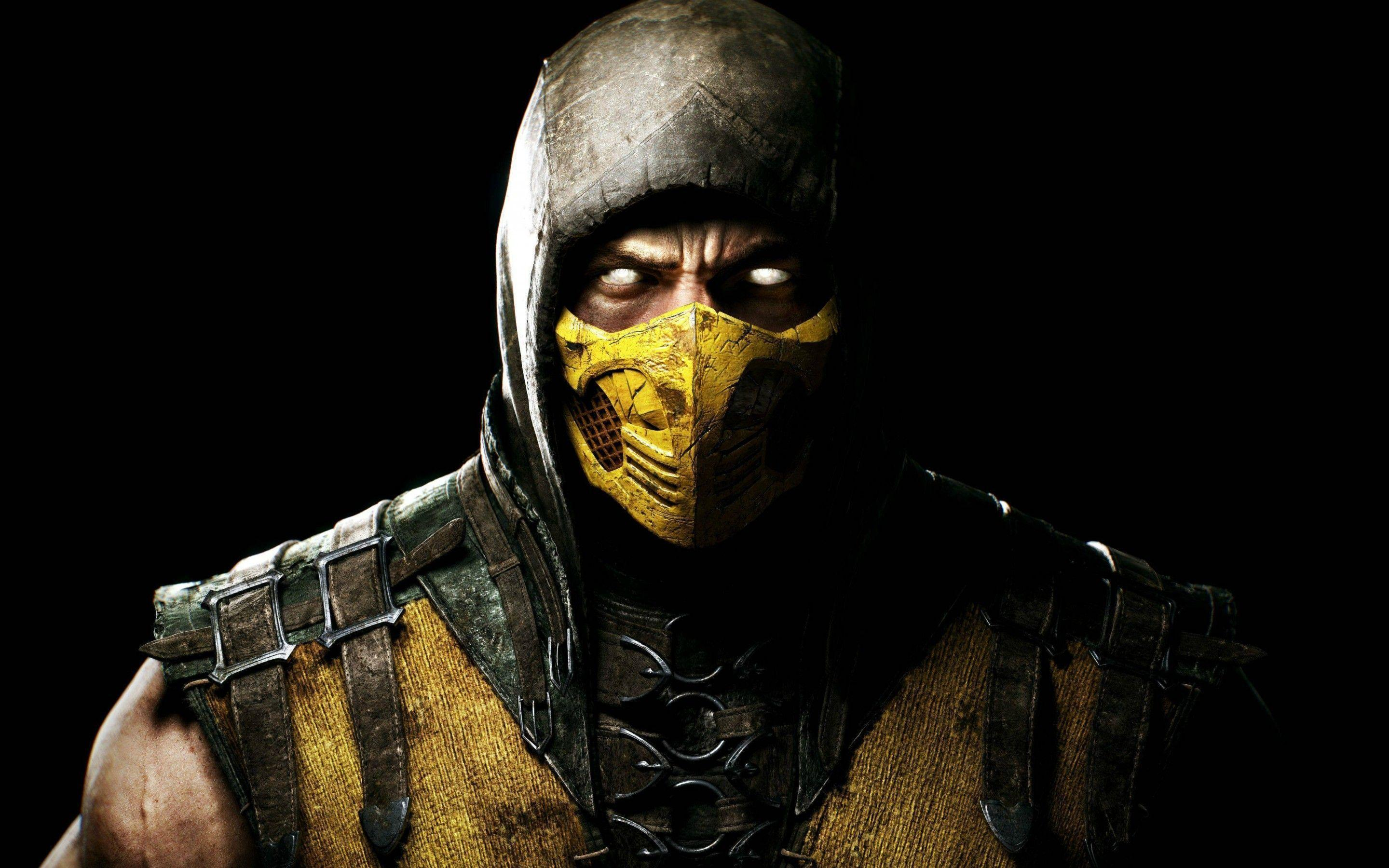 Mortal kombat scorpion wallpapers wallpaper cave - Mortal kombat scorpion wallpaper ...