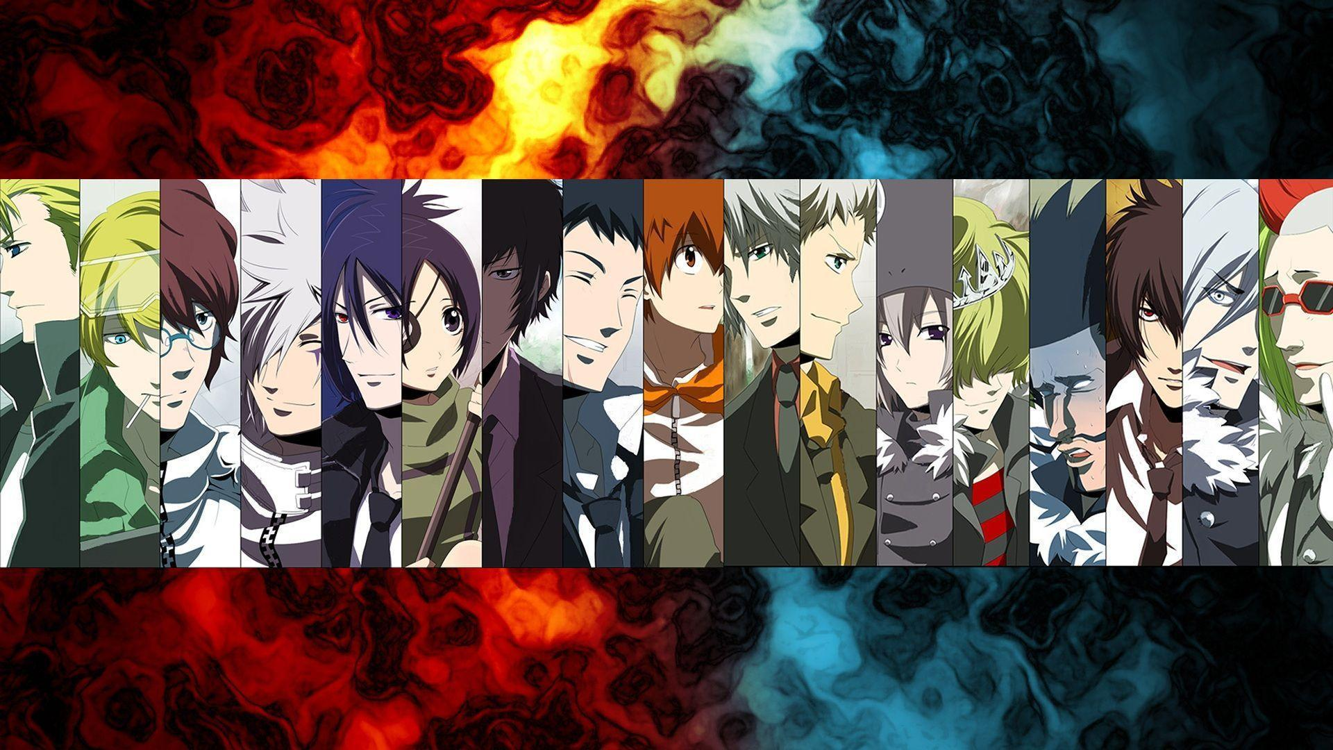 katekyo hitman reborn wallpapers wallpaper cave