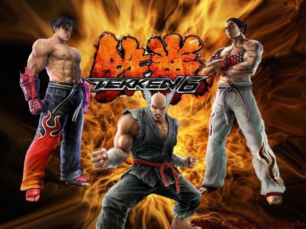 Tekken 6 Wallpapers