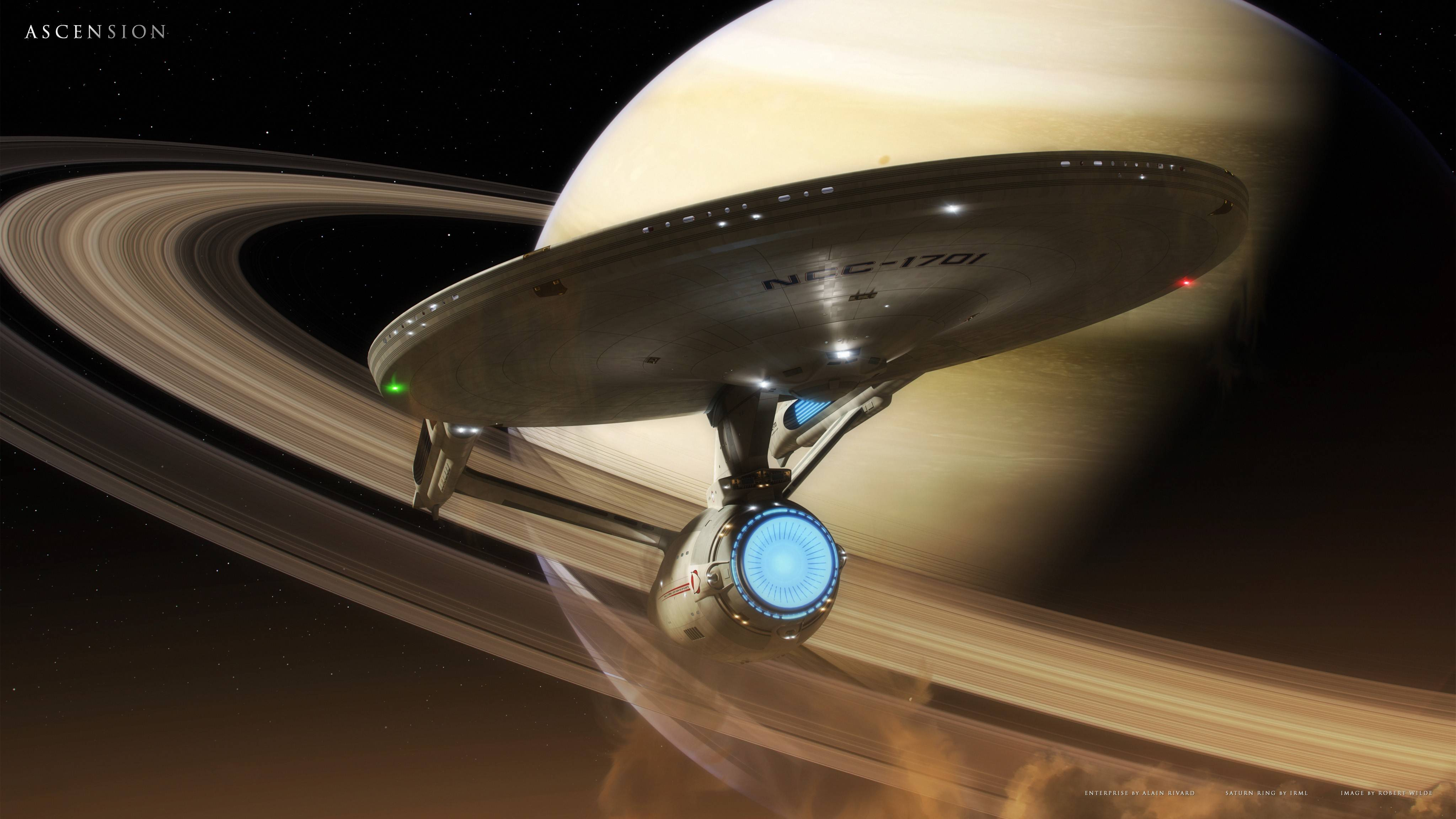 Star Trek Ships Wallpapers - Wallpaper Cave