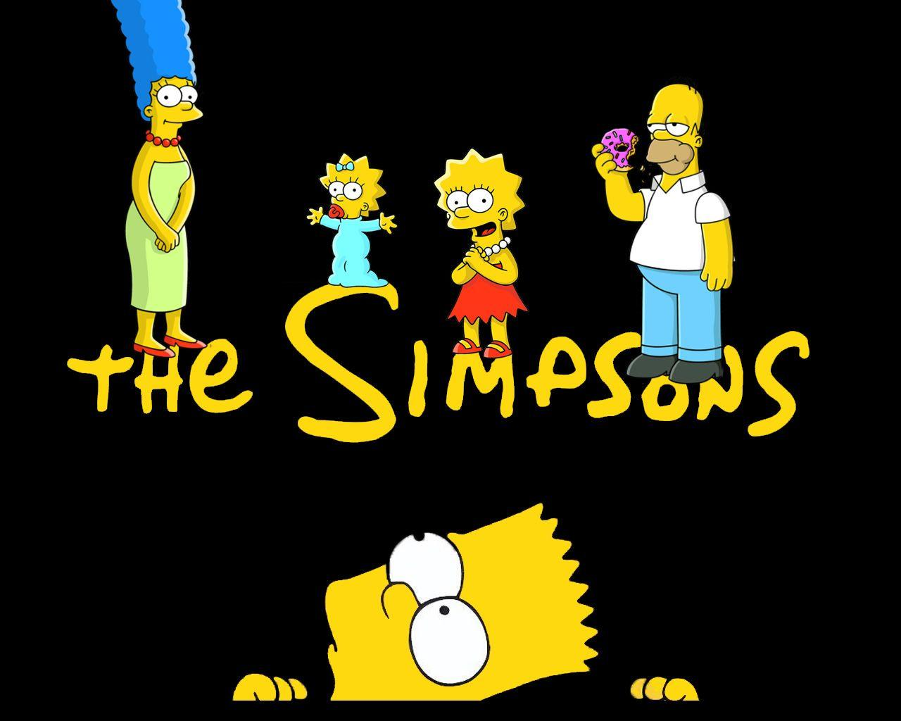 The simpsons movie wallpapers wallpaper cave for Simpsons wallpaper for bedroom