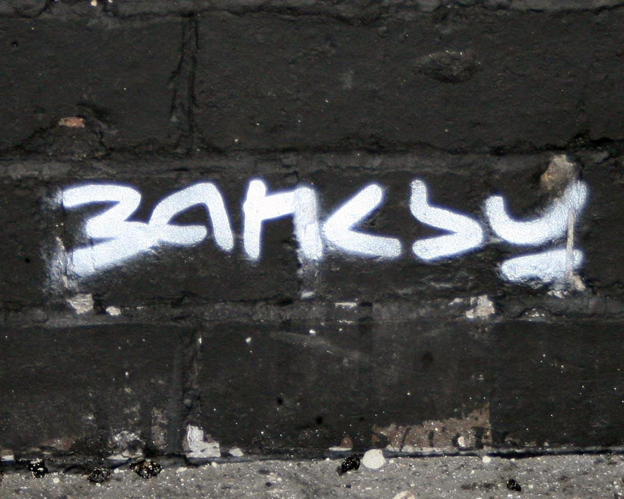 Banksy Wallpapers HD - Wallpaper Cave