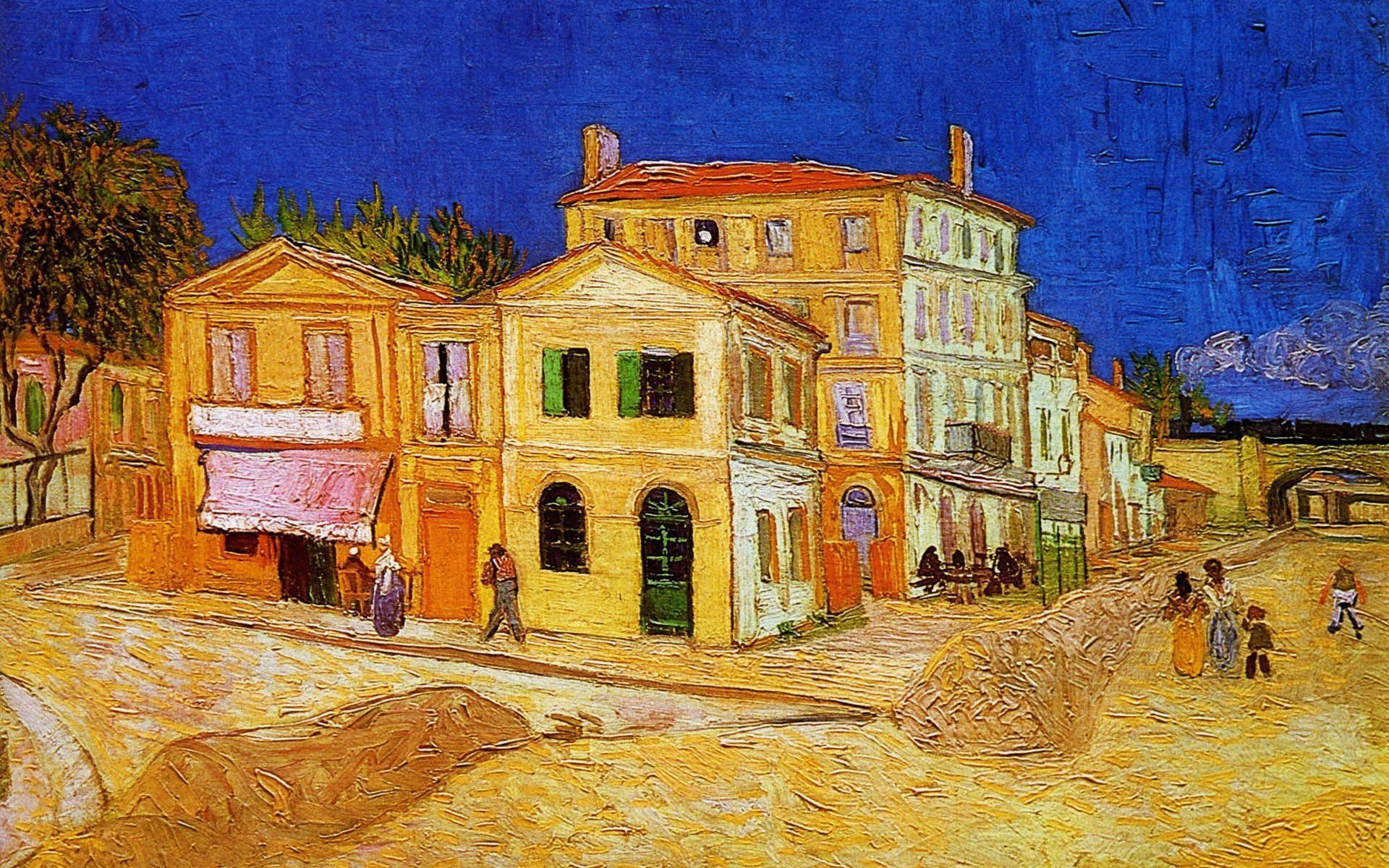 Vincent Van Gogh The Night Cafe Design Ideas ~ Gogh Painting